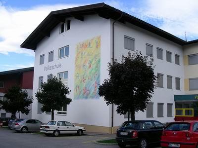VS Bad Häring 2008 mit einem Gemälde von Andrea Planötscher als Frontgestaltung